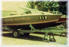 Cosac Patrol Boat