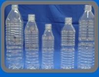 Plastic Bottles Oil
