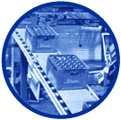 Woven Rough Top  Rubber Conveyor Belts