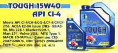 Kevlon Tough 15W40 API CI-4