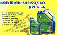 Kevlon Gear Oil SAE 90/140 API GL-