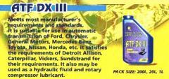 Kevlon ATF DX III