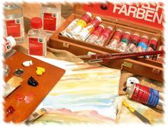 Pinturas de pintor