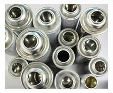Aerosol Cans aluminum
