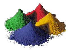 Pigments Colors