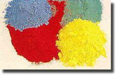 Dry  Colourants