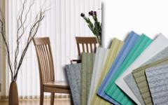 PVC Vertical blinds