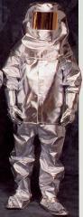 Aluminized Approach Suit