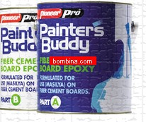 Painters Buddy Fiber Cement Board Epoxy