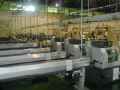Metal Shaft Production