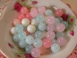 30pc Bubblegum Drop Beads - Assorted