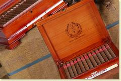 Cigar Boxes Mahogany