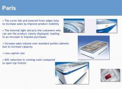 Refrigeration Cabinets
