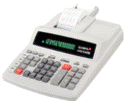 Calculator OLYMPIA CPD-512TX