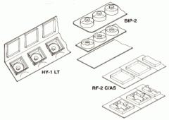 Trays/Strip Packs    Microwave Device-Transducers