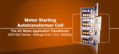 Motor Starting Transformer