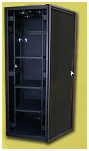 Equipment Rack / Perforated Data Cabinet