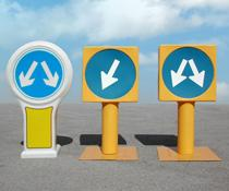 Road Directional Signs