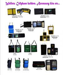 Purse wallet folder