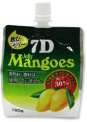 Mango Jelly Naturale