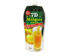 Mango Puree Sweetened