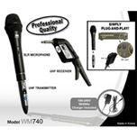 Audio Works WM-740 microphone