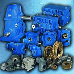 Industrial Gearboxes & Gears