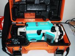 Nikon DTM-352/332 Total Station