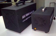 Electromex Air Ozonator's ozone