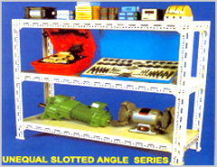 Easy Racks Slotted-Angle Series