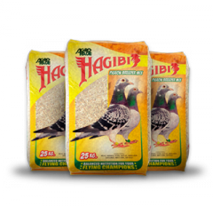 Hagibis Pigeon Breeder Mix