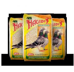 Hagibis Pigeon Breeder Mix