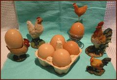 Natural Homemade Egg