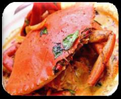 Ceafood Crabs