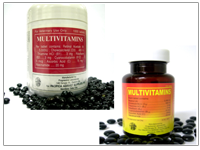 Multivitamins Animals