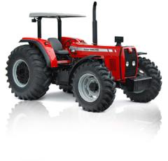 400 Series Footstep Tractors