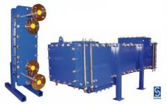 Sondex All Welded Heat Exchanger