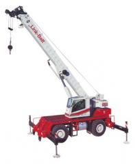 Linkbelt Cranes