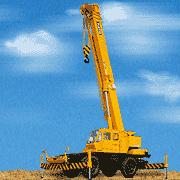 Kato KR300  Rough Terrain Crane