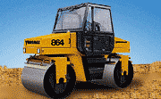 Vibromax W862K  Combination Roller