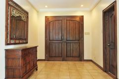 Natural Wood Doors