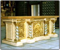 Altar Table  03