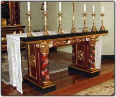 Altar Table  01