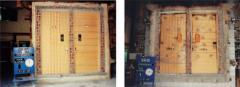 Fire door About Sandor   Fire Resistant Door