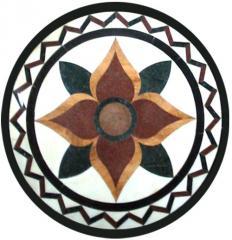 Decorative Granite  Round Shape