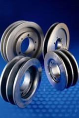 Pulleys Power transmission products