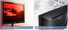 """Samsung P2250 21.5"""" LCD Monitor"""