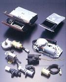 Ashtrays Magnetic valves