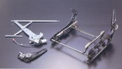Seat adjusters Reclining adjusters