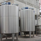 Cooling and Processing Tanks
